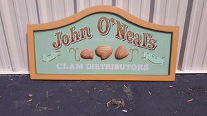 LARGE NAUTICAL RESTAURANT ART#8 for Sale in Virginia Beach, VA