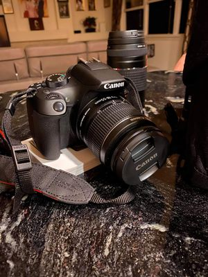 Canon EOS Rebel T6 for Sale in Aurora, CO