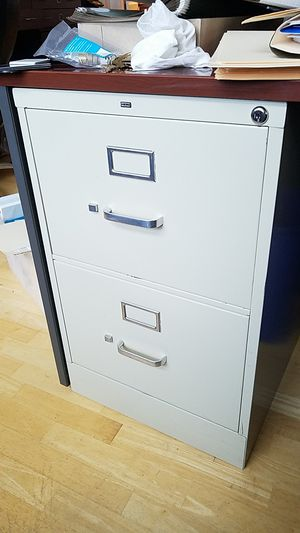 Hon legal file drawers, 4 each for Sale in Redmond, WA