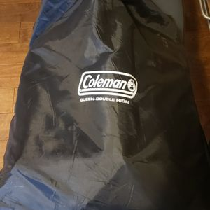 Coleman Double Tall Queen Air Mattress for Sale in Stanwood, WA
