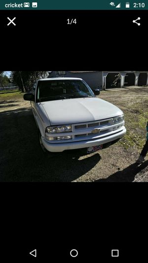 2001 S10 for Sale in GA, US