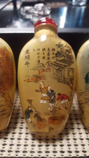 Vintage antiques perfume oil bottles⭐️⭐️⭐️⭐️⭐️ for Sale in Roslyn Heights, NY