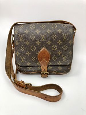 Louis Vuitton Vintage Monogram Cartoucherie PM Crossbody Shoulder bag for Sale in Salt Lake City, UT