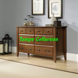 NEW, Dresser Oiled Oak finish, SKU# 410287 for Sale in Santa Ana, CA