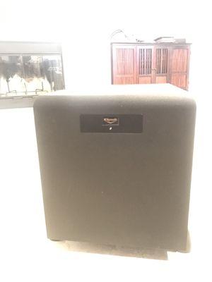 Klipsch SW- 450. 10' sub woofer for Sale in Upland, CA