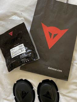Dainese Pista Knee sliders for Sale in Irvine,  CA