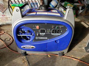 Yamaha 2400 w generator works good for Sale in Salt Lake City, UT