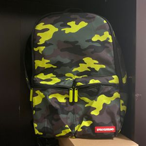 Neon Camouflage Backpack for Sale in Houston, TX
