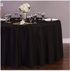 """Set of 6 oversized tablecloths- 3 x 120"""" round tablecloths and. 3 rectangular for Sale in Bailey's Crossroads, VA"""