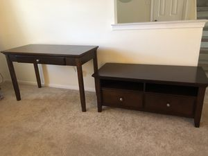 Office desk and Credenza set for Sale in Cherry Hill, NJ