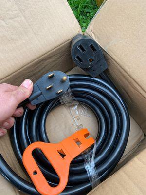 Trailer rv extension cord for Sale in La Puente, CA