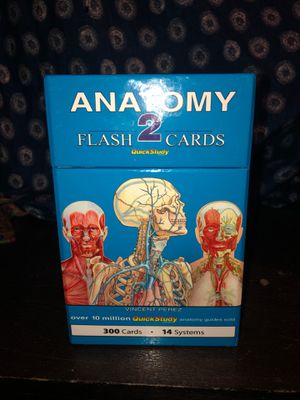 Anatomy Flashcards for Sale in Lake Worth, FL