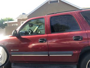 2000 Chevy Tahoe parting out for Sale in Huntington Park, CA