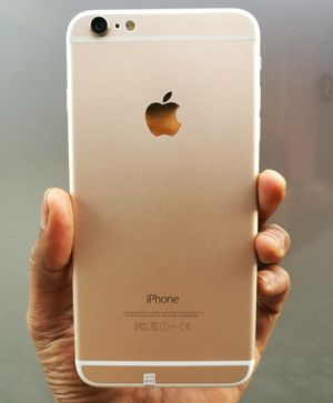iPhone 6 Plus , Unlocked for All Company Carrier , Excellent Condition like New for Sale in Springfield, VA