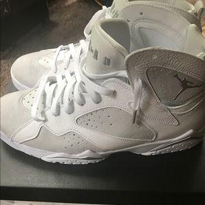 Pure money 7 size 13 retro Jordan's for Sale in Bethel Park, PA