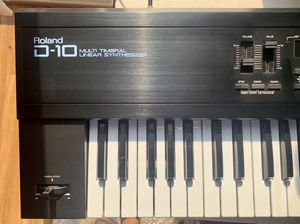 Roland D-10 Synthesizer for Sale in Bothell, WA