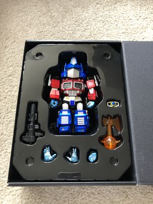 Optimus Prime MM-01 Mecha Nations figure for Sale in Bellevue, WA