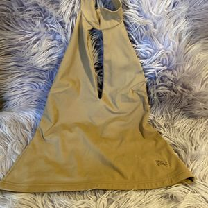 Burberry tan Halter Top for Sale in Oakland, CA