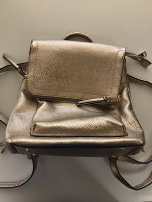 Rose gold backpack purse for Sale in Odessa, FL