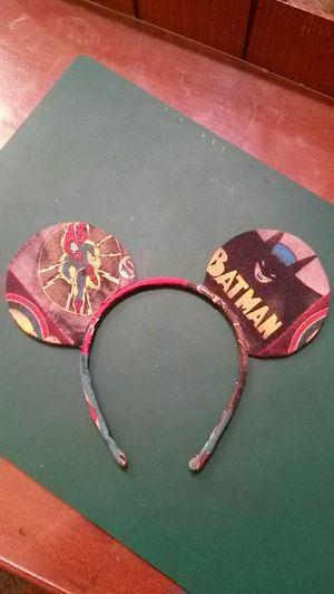 Batman Superman Ears for Sale in Las Vegas, NV