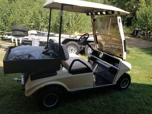 Gas golf cart club car for Sale in Fort Worth, TX