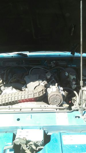 Parts truck 1997 Mazda V6 4.0 with AC automatic transmission. 107k miles for Sale in BETHEL, WA