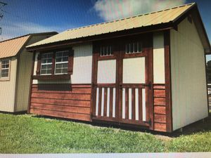 10 x 16 Storage shed for Sale in Imperial, MO