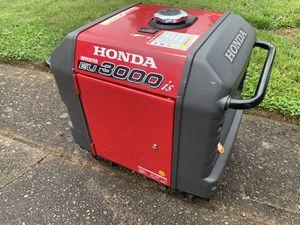 Honda EU3000i Generator for Sale in Portland, OR