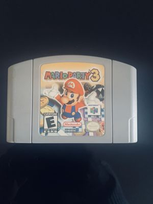 Mario Party 3 for Sale in West Chicago, IL