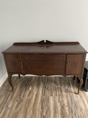Antique cabinet for Sale in Philadelphia, PA