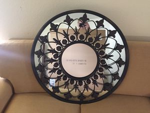 Beautiful large decorative mirror for Sale in Price, UT