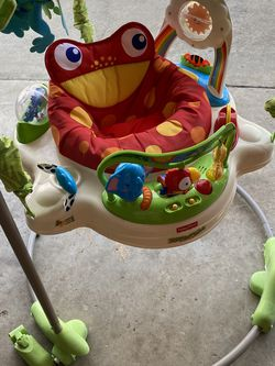 Fisher-Price Rainforest Jumperoo for Sale in Arlington,  TX