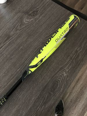 Brand new Rawlings Quattro 33 inch/30 ounce baseball bat for Sale in Chicago, IL