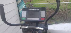 Elliptical exercise bike. for Sale in Hillsboro, OR