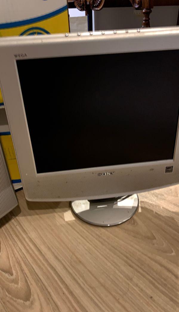 """Sony 15"""" tv"""