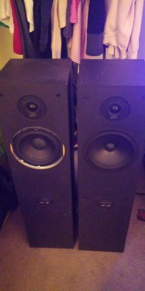 Polk audio home speakers for Sale in Salt Lake City, UT