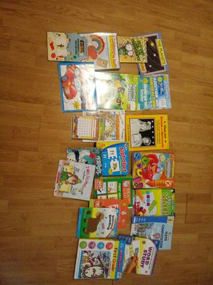 Basic skills curriculum books lot k-1 grade for Sale in Spring Hill, FL