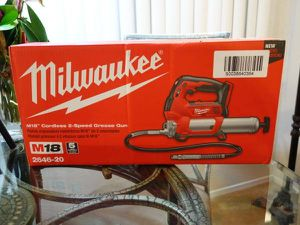 Milwaukee M18 Grease Gun (Tool Only) for Sale in Citrus Heights, CA