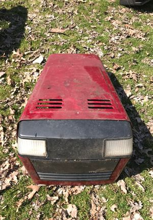 Murry Riding lawn mower hood for Sale in Parma, OH