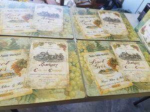 HARDWOOD TABLE MAT for Sale in Lemon Grove, CA