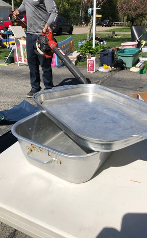 Cooking pan for Sale in Taunton, MA