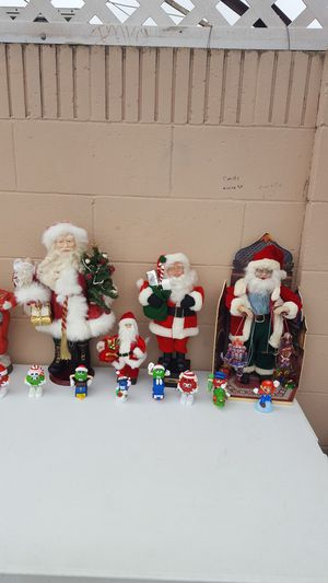 SANTA CLAUSES $12 dollars cada uno for Sale in Fountain Valley, CA