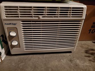 Koolking Window AC Unit for Sale in Port Orchard,  WA