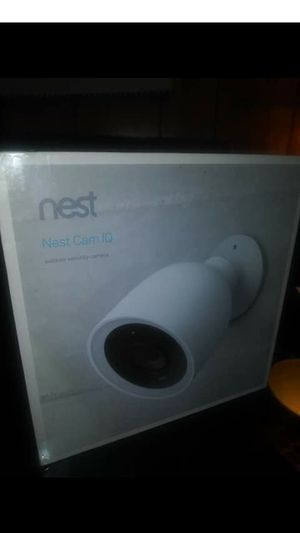 3 outdoor nest cams for Sale in Canton, OH