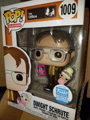 Funko pop Dwight schrute princess unicorn the office for Sale in Ontario, CA