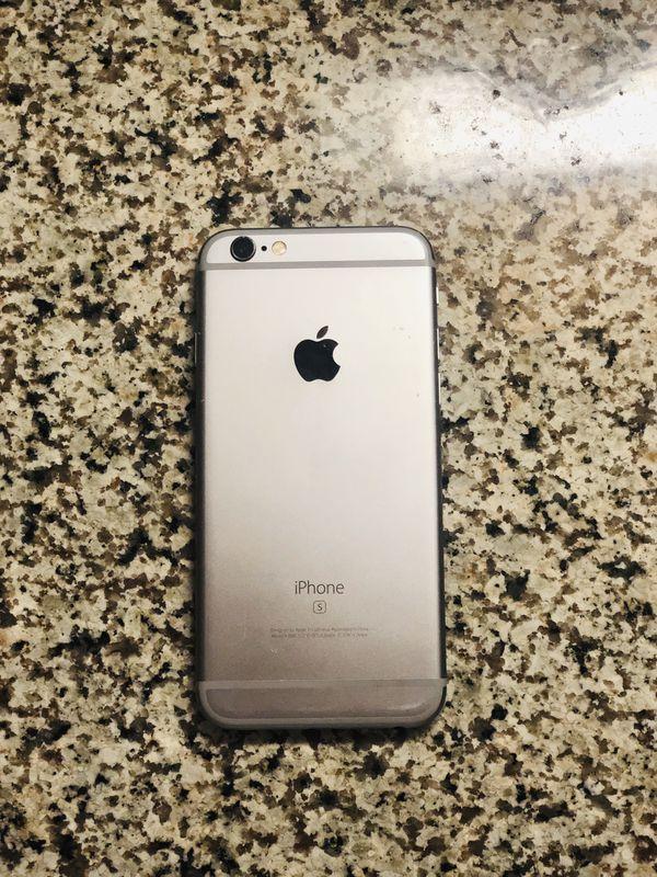 Iphone 6S unlock any company 32GB