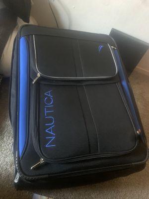 Nautica Suitcase for Sale in Richmond, CA