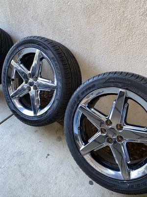"17"" Chrome Wheels for Sale in Sacramento, CA"