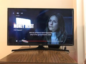 Samsung smart tv-40 inch for Sale in Windsor, CT