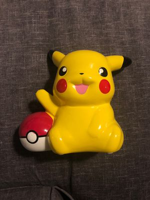 Pikachu Bank for Sale in Portland, OR